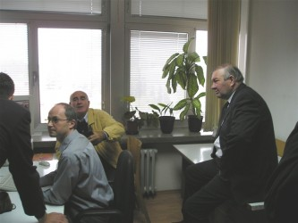 Studijsko putovanje 2003. - Varaždin