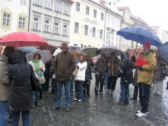 Studijsko putovanje 2009. - Prag